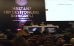 Hastane İnfeksiyonları Kongresi başladı –
