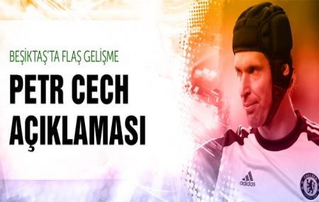 Beşiktaş'tan Cech için resmi açıklama