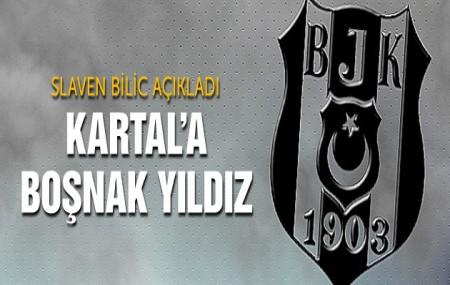 Boşnak yıldız Beşiktaş'a geliyor
