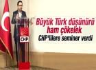 Şarkıcı Atilla Taş CHP'ye özgür medyayı anlattı