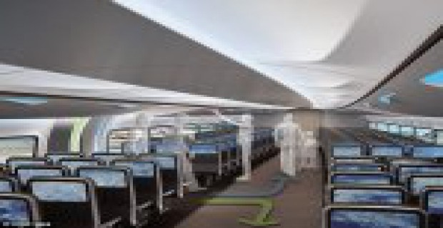 Uğur İpek'in tasarımı uçakta bekleme sorununu bitirecek