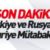 Rus ve Türk heyetleri arasında mutabakat