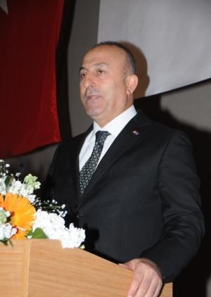 AB Bakanı ve Başmüzakereci Çavuşoğlu Açıklaması
