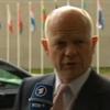 AB Dışişleri Konseyi – William Hague –