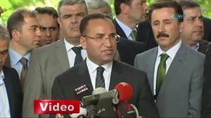 Adalet Bakanı Bozdağ dan Haşim Kılıç a Cevap (2)