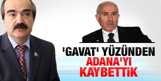 AK Partili Küçükaydın: Adana'da bize Vali Coş kaybettirdi