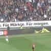 Almanya da Taraftar, Sahanın İçine Düştü