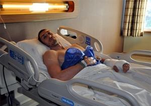 Beşiktaşlı Hentbolcu Ladyko Ameliyat Edildi