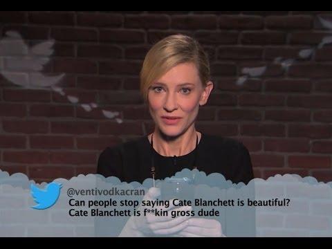 Celebrities Read Mean Tweets #6