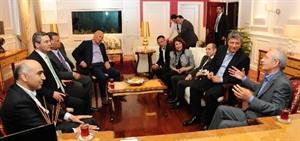 CHP Lideri Kılıçdaroğlu, Belediye Başkanlarıyla Biraraya …