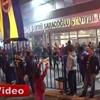 Fenerbahçeli Taraftarlar Şampiyonluğu Kutluyor
