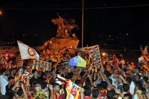 Galatasaray Kulübü, Fenerbahçe nin Şampiyonluğunu …