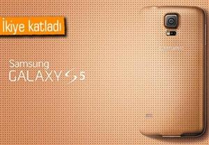 Galaxy S5 İlk Günden Galaxy S4 ü Geçti