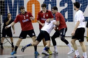 Hentbol: Erkekler Süper Lig Play-off