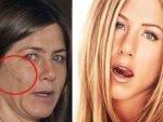 Jennifer Aniston tanınmaz halde