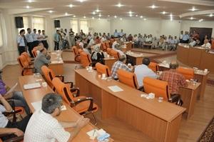Karaman Belediyesi nde Yeni Dönemin İlk Meclis Toplantısı …