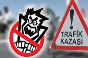 Karaman da Trafik Kazaları: 4 Yaralı