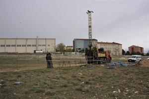 Karaman da Yeni Çevre Yolu Çalışmaları Başladı