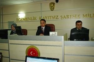Karaman İl Genel Meclisi Başkanlığı na Güngörer Seçildi