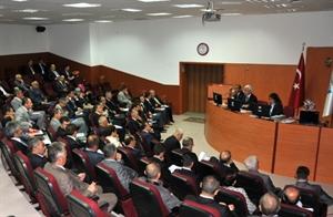 Karaman İl Koordinasyon Kurulu Toplantısı Yapıldı