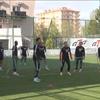 Kayseri Erciyesspor, Trabzonspor mesaisine başladı