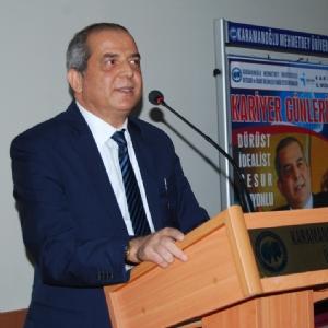 KMÜ de Kariyer Günleri Etkinliği Düzenlendi