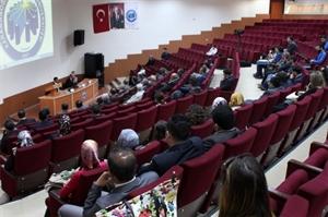 KMÜ de Kutlu Doğum Paneli Düzenlendi