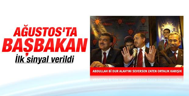 Mehmet Ali Şahin: Başbakan Köşk'e çıkarsa..