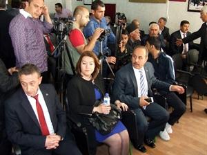 MHP Genel Başkanı Devlet Bahçeli Gaziantep te