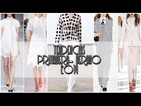 Moda: Tendencias Primavera – Verano 2014