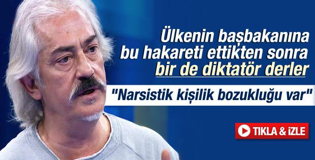 Mustafa Altıoklar'dan Başbakan'a ağır hakaretler İZLE