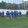 Orduspor, Bucaspor maçı hazırlıklarına başladı