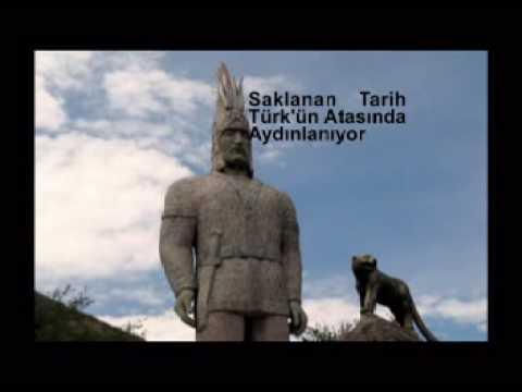 senseizm , Altın elbiseli adam,Tarih,Türk,ilk yazı,Kral Mezarı,Türk piramitleri ,The Golden MAn