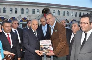 Şirehan, MHP Genel Başkanı Bahçeli yi Ağırladı