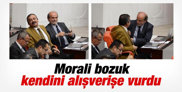 Sırrı Süreyya seçim sonrası Meclis'te görüntülendi