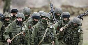 Slavyansk ve Kramatorsk ta Helikopterden Bildiri Atıldı