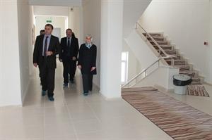 Sultanoğlu nun Okul Ziyaretleri Sürüyor