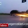 Suriye deki Türk Konvoyu Böyle Görüntülendi