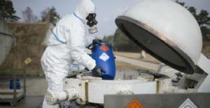 Suriye Kimyasal Silahlarının Yüzde 8 ini Teslim Etmedi