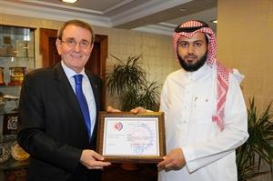 Suudi İş Adamı Turistik Gezi İçin Geldiği Samsun da …