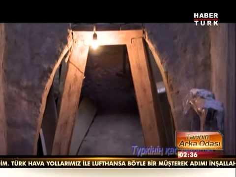 TÜRK'ÜN HAS SANATI (Ötüken'de 1500 Yıllık Göktürk Kağan Mezarı) Habertürk TV