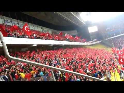 Türkiye-Hollanda Mehter Marşı (Müthiş)