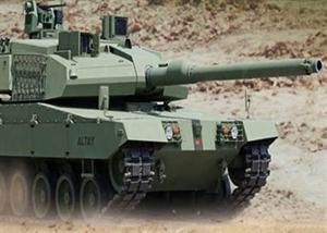 Türkiye Silah Harcamalarında İki Basamak Yükseldi