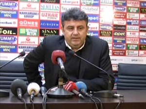 Vural: Süper Lig e Çıkma Şansımız Devam Ediyor