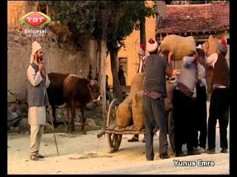 Yunus Emre 1 Bölüm   TRT Belgesel