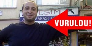 Karaman'da  Bülent Özkara'ya Silahlı Saldırı