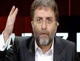 Ahmet Hakan o saati yerden yere vurdu!