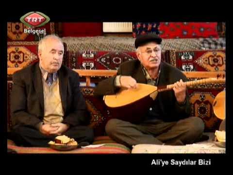Aliye Saydılar Bizi TRT Belgesel