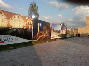 Başkent te Karaman Tanıtım Günleri Başlıyor