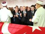 CHP'li Ferit Mevlüt Aslanoğlu toprağa verildi